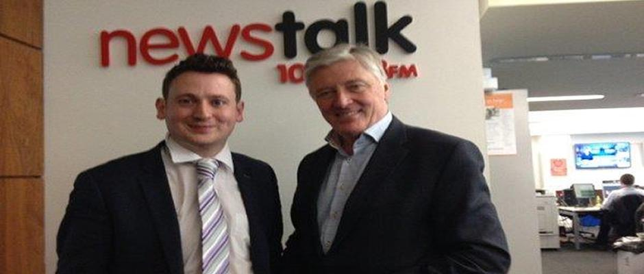 Pat Kenny & David O Malley discuss recent case of client Angela Bolton whose husband remains in coma after operation