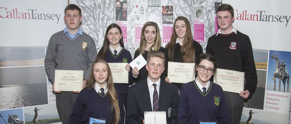 Callan Tansey Solicitors Essay Writing Competion Winners