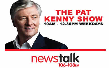 Medical Inquest on Pat Kenny Show