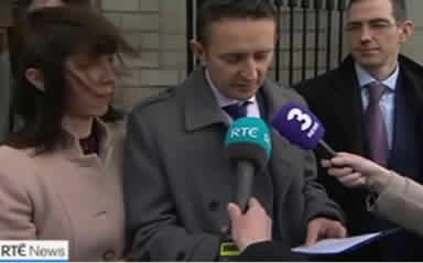 Girl left severely brain damaged awarded €2.6m