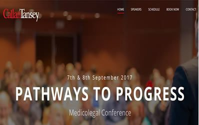 Pathways to Progress Medicolegal Conference 2017