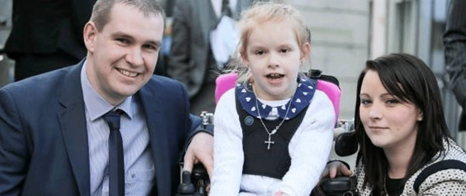 High Court approves further €1m for girl, 12, with cerebral palsy