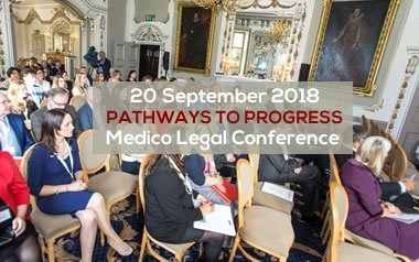 2ND PATHWAYS TO PROGRESS LEGAL CONFERENCE, 20 SEPTEMBER 2018