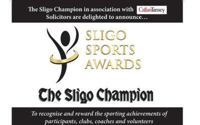 Callan Tansey sponsors Sligo Sports Awards