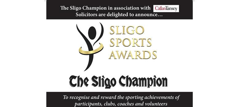Callan Tansey sponsors Sligo Sports Awards