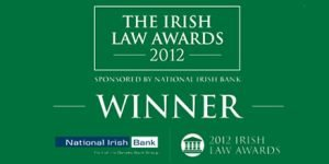 Logo Irish Law Awards 2012 Winner Callan Tansey Solicitors