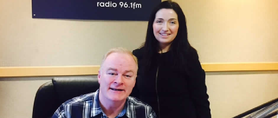 Caroline McLaughlin discusses 'Do we have a Compensation Culture in Ireland'? Tommy Marren Show, MidWest Radio