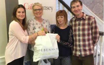Handbag Appeal for Enable Ireland