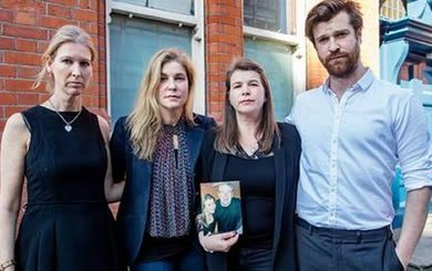 'The bottom of our world fell apart' – daughter of man who died while on visit to Dublin
