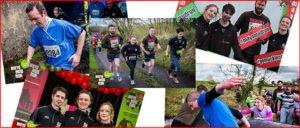 Callan Tansey staff participating in Mayo Mud Run