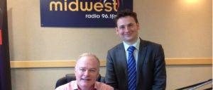 David O'Malley from Callan Tansey on Midwest Radio with Tommy Marren