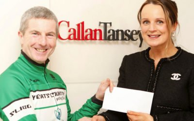 Callan Tansey, Sponsors of Yeats Country CC
