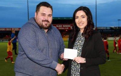 Callan Tansey Match Sponsor Sligo Rovers