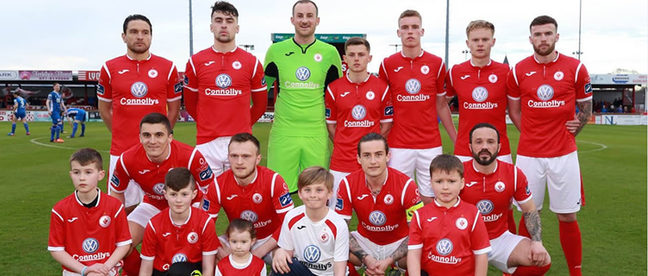 Sligo Rovers Team