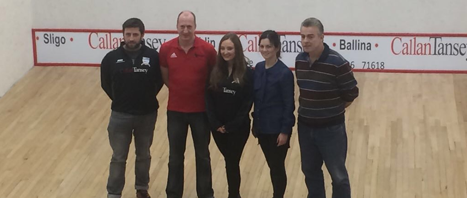 Sponsors of Ballina Stephenites Squash Club