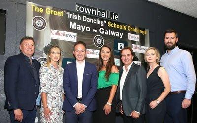 Callan Tansey Sponsor Mayo v Galway Great Irish Dancing School Challenge