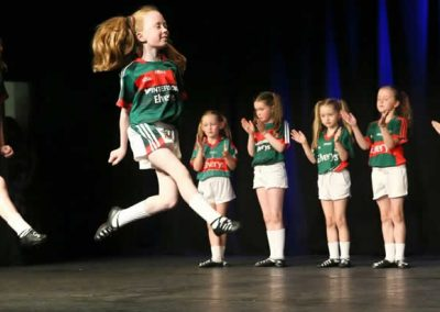 Great Irish Dancing School Challenge