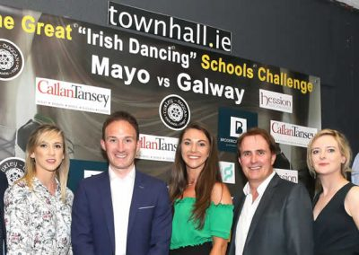 Callan Tansey sponsoring Great Irish Dancing School Challenge