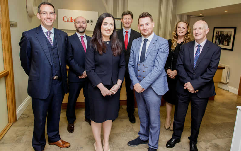 Callan Tansey Solicitors Appoint new Partners