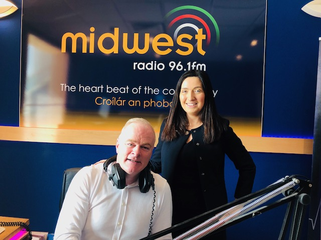 Caroline McLaughlin discusses recent changes in Personal Injury Cases on the Tommy Marren Show