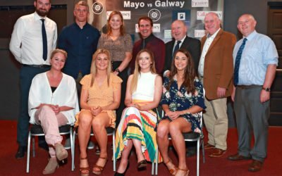 Sponsor of Great 'Irish Dancing' Schools Challenge, Galway vs. Mayo