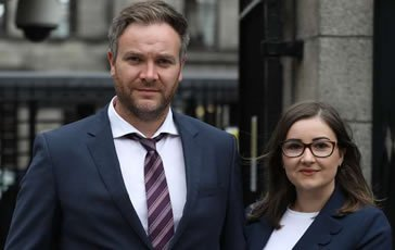 Man awarded €1.1m over wrongful arrest on same night fiancée beaten in street attack
