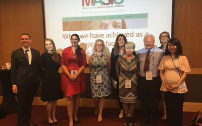 Sponsors & Speaker at MASIC Conference, Dublin