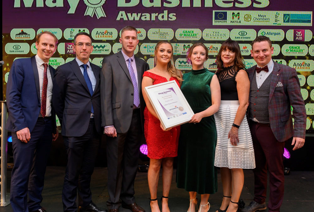 Callan Tansey Nominated in Mayo Business 'Best Professional Services Award'