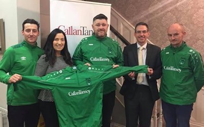 Callan Tansey announces Sponsorship Deal with MCR FC