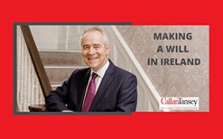 Chris Callan fo CallanTansey Solicitors