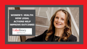 Niamh Ni Mhurchu Womens Health