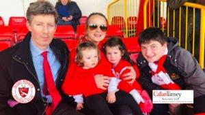 Callan Tansey sponsor Sligo Rovers