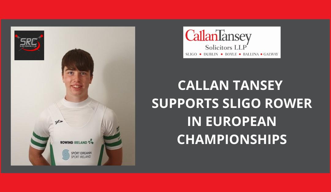 CallanTansey Brian Colsh Rowing Sponsorship header image