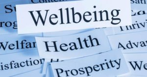 Wellbeing, health and prosperity