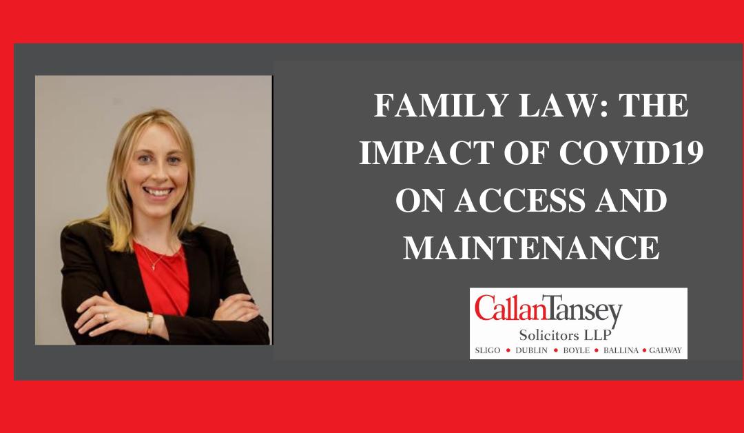 _CT Mary Mc Blogpost Access and Maintenance