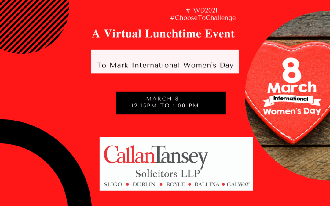 _Callan Tansey International Women's Day Event Blogpost